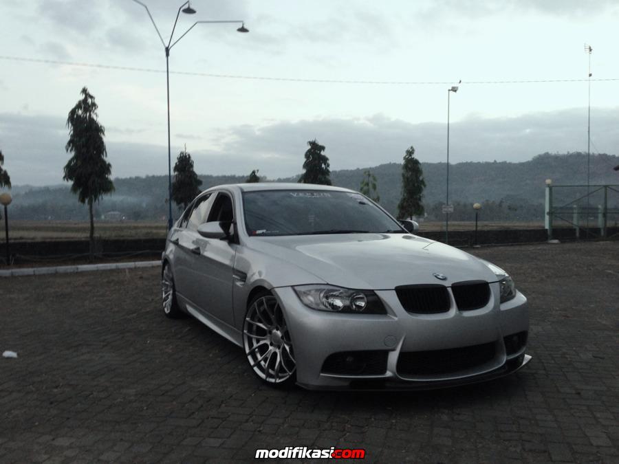 Bekas FS: BODYKIT PLASTIC M3 PRE-LCI FOR BMW E90 MURAH!!!
