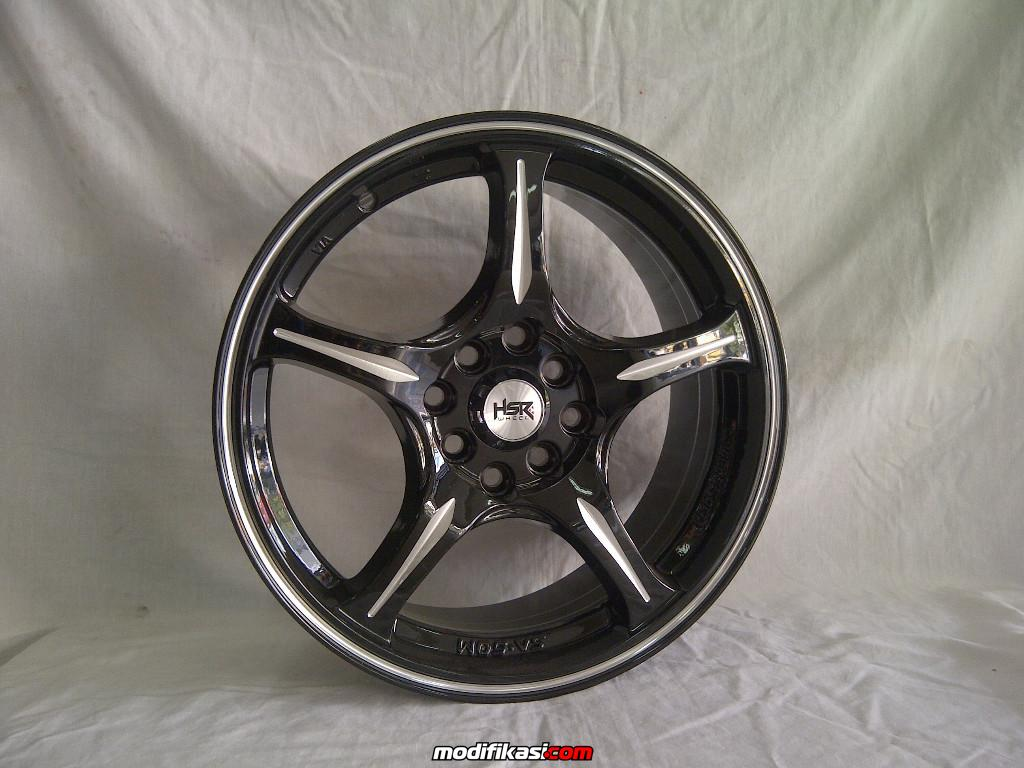 Baru FOR SALE HOT ITEM VELG JD61(HSR)R.16X7 ET40
