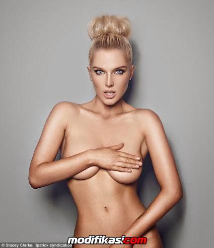 foto foto seksi model toket gede helen flanagan