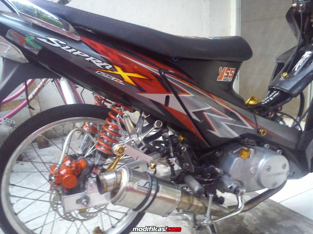 SupraX125 ThaiLook Ane… (Kidal Community) :)   X Mobil X