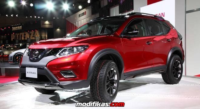 Ini Alasan All New Nissan X Trail Jadi 7 Seater Di Indonesia