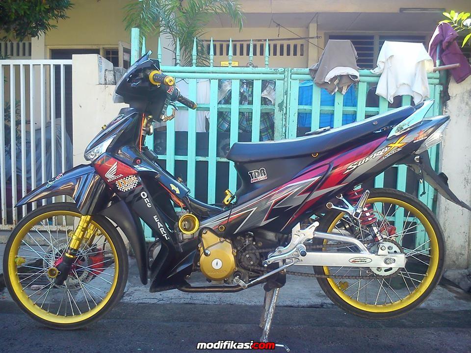 SupraX125 ThaiLook Ane...