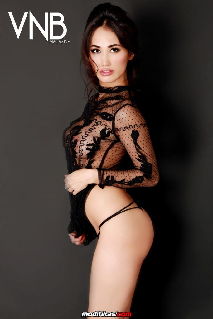 angie vu ha dj cantik nan seksi asal vietnam yang sensasional