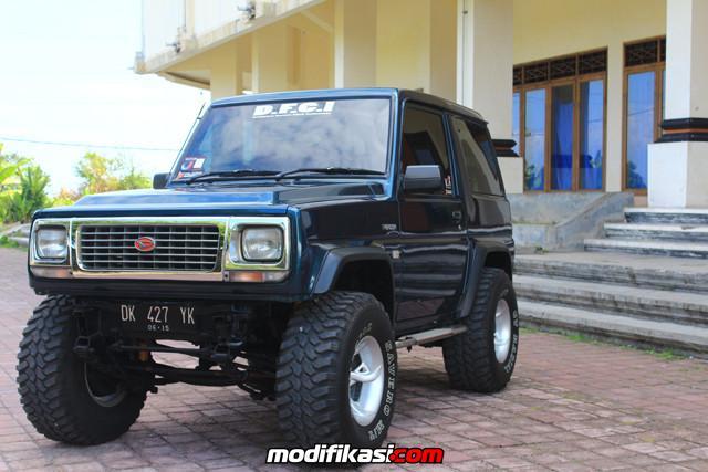 Daihatsu Feroza Jr Audio Bali Jeep Gahar With Sql Concept