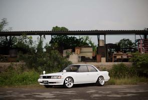 Chasing The Perfect Execution // Bomzki's Toyota Chaser Avante