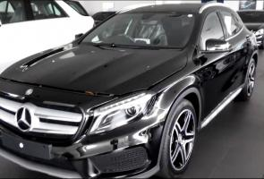 First Impression Mercedes Benz Gla 200 Sport