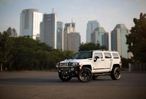 Best Of Both Worlds // Dimas's Hummer H3