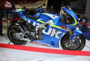 Suzuki Hadirkan Motor Andalan Moto Gp 2015 Di Imos 2014