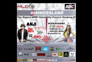 Bimmersland 2014, The Biggest Bmw Community Event In Bandung