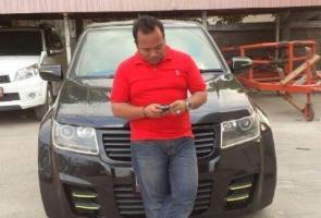 Grand Vitara, Masukan Ya Kawan2,, Banjarmasin,,,,