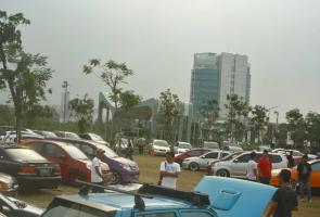 Liputan Gettinlow Autofest Car Meet Up 2014 Summarecon Mall Bekasi