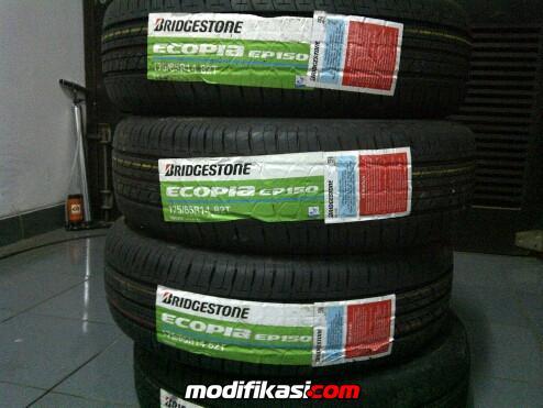Menjual Ban Bridgestone Ecopia Uk 175 65 14 Kond Baru Produksi 2014 Hrg 375 Ribu Lokasi Pondok Kelapa Jak Tim Hub 081399131339 Tq Modcom