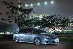 Simple Touch, Big Difference // Hadi's Toyota Corolla Altis