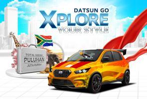 Datsun Go Xplore Your Style Digital Contest