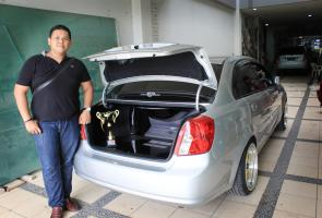 Chevrolet Optra Kpm Car Audio, Juara 2 Pure Sound Sq Below 50jt