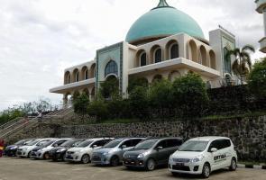 Keluarga  Ertiga Lakukan Kunjungan Sosial Ke Lampung Selatan