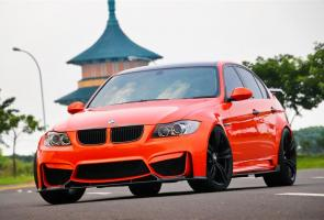 Back To Racing Dna // Anthony's Bmw E90