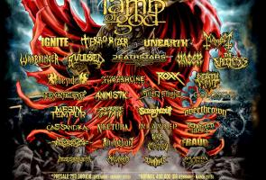 Hammersonic Festival 2015 Update
