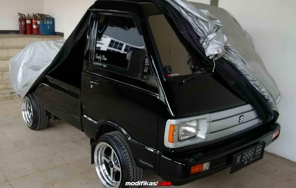 Suzuki Carry 1.0 PU yang takut ceper ...