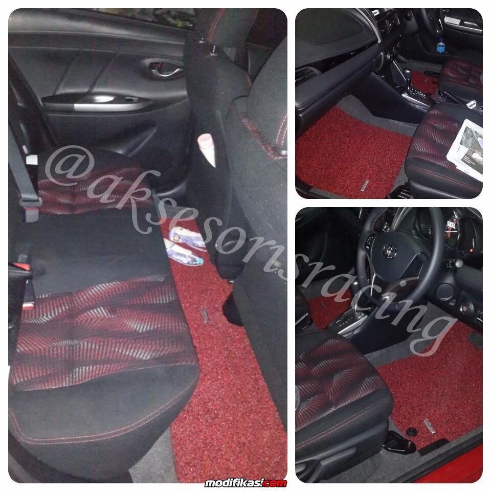 Baru Karpet Comfort Premium Dluxe Original Untuk Berbagai Mobil Mitsubishi Lancer Deluxe 12mm Car Mat Full Set Spoiler For Show