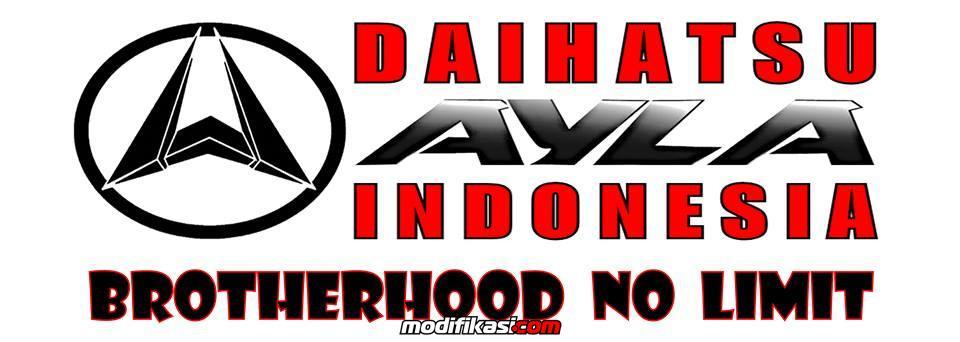 Daihatsu Ayla Indonesia