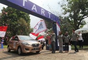 Datsun Risers Expedition, The Inspirational Journey Resmi Dimulai