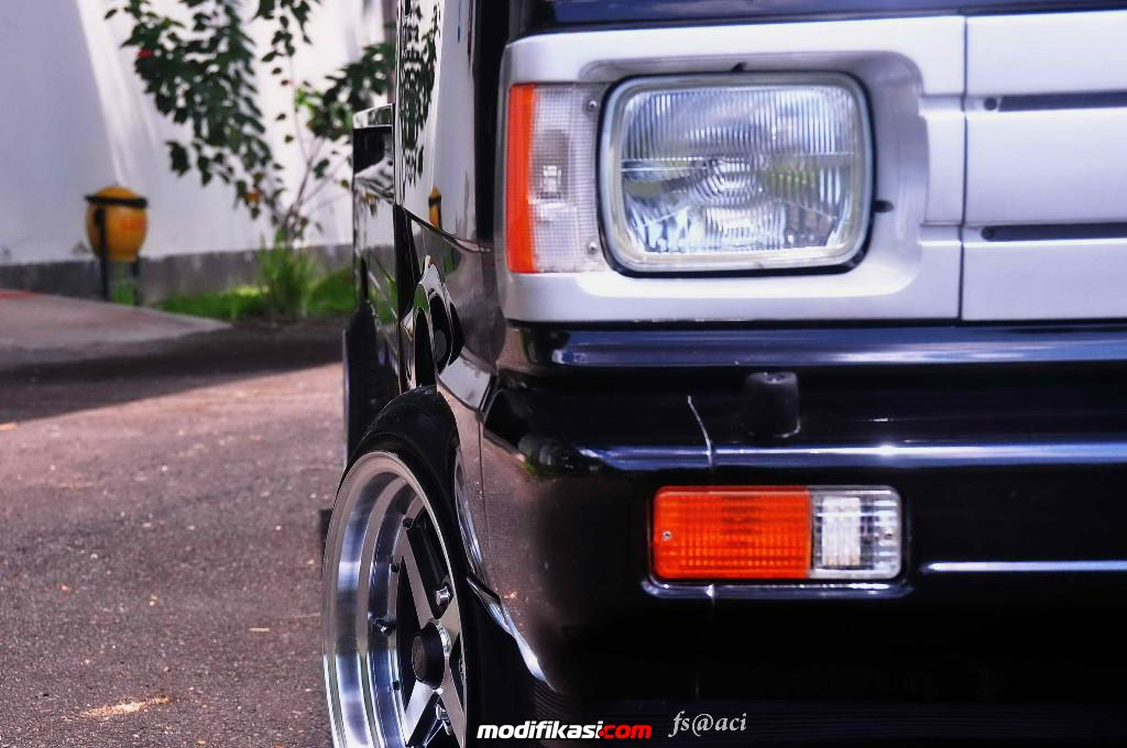 Suzuki Carry 10 Pu Update Velg Replikamasih Tetap Takut
