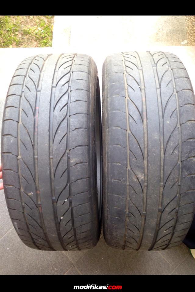 Bekas Jual MURAHH Bridgestone Potenza 225 45 R17 2pcs