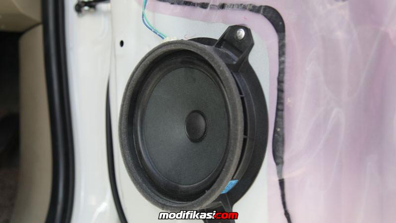 Cara Upgrade Audio Standart bawaan mobil tanpa ada penggantian**