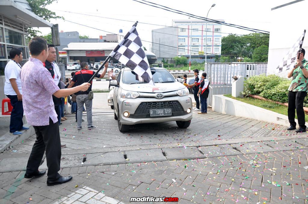 Velozity Journey Kembali Tiba Di Jakarta