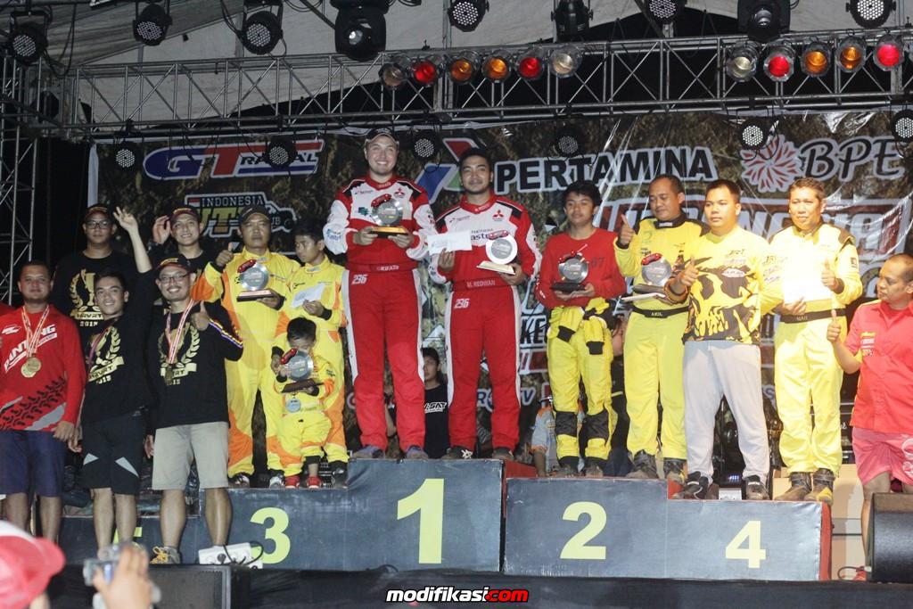 Ixor 2015 Seri 7 Milik Jhonlin Racing Team