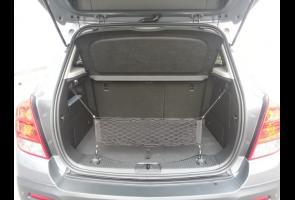 Chevrolet Trax Putih Modif Kecil2an
