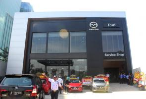 Mazda Indonesia Resmikan Dealer Puri