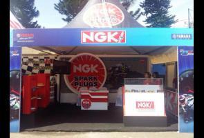 Ngk Busi Siap Support Agenda Kejuaraan Balap Motor Indonesia