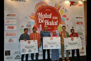 Toc Gelar Halal Bihalal Bersama Lansia