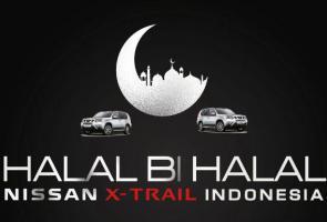 Halal Bi Halal Ala Nissan Xtrail Indonesia