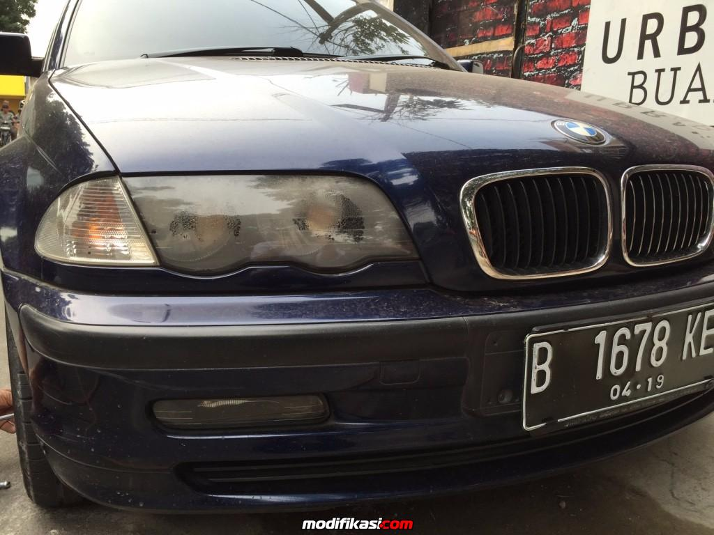 Bmw E46 325 M54 Blue Udjang
