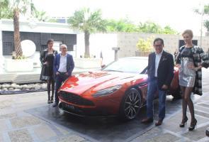 Genap 1 Tahun, Aston Martin Jakarta Luncurkan Db 11