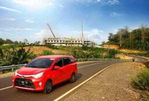 Mengenal Lebih Dekat Toyota Calya : Day 2