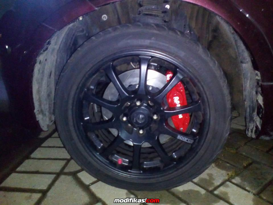 INSTALASI AP RACING CP 7600 FOR TOYOTA AVANZA