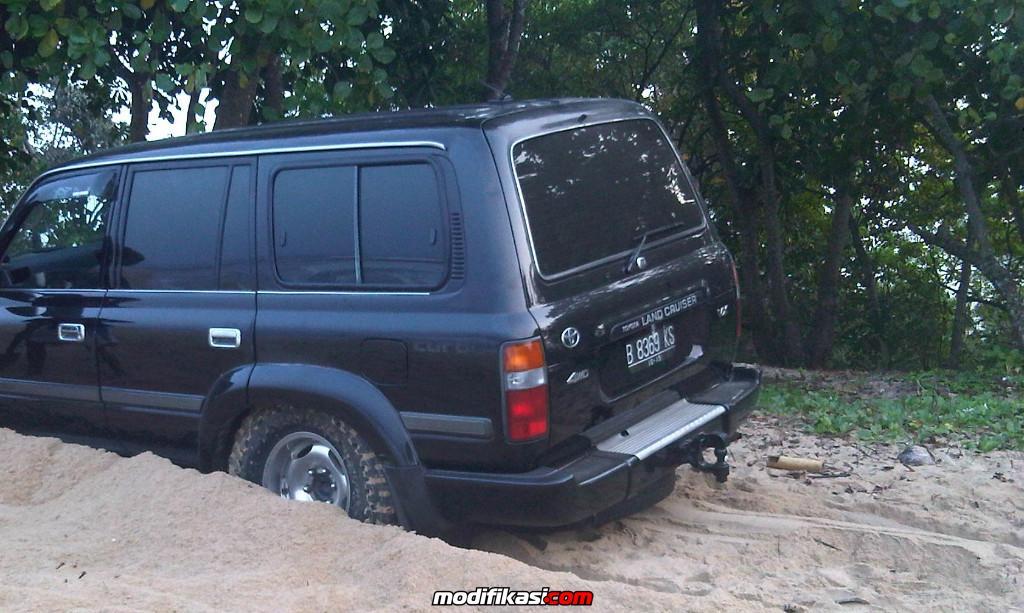 Ask Land Cruiser Vx 1995 Vs Pajero Sport 2013 Dakar 4x4
