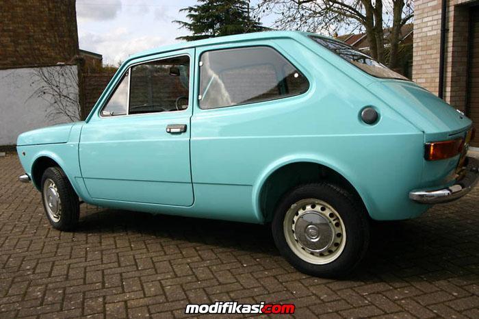 Menghidupkan Kembali Fiat 127