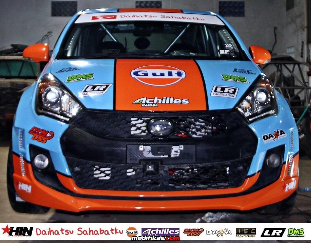 Race Rally Hin Daihatsu Sirion Project Page 12