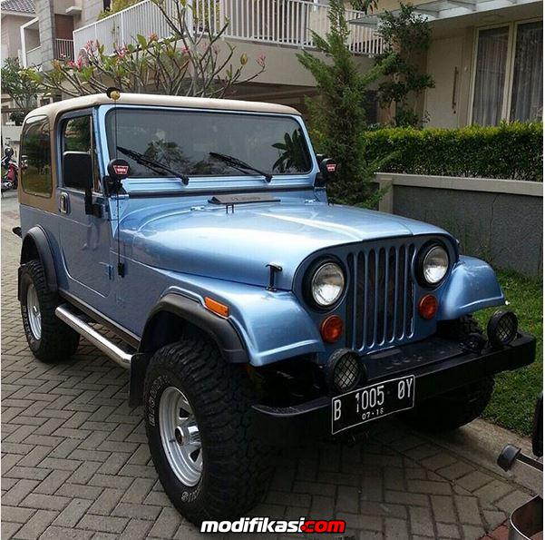 1981 Amc Jeep Cj7 Sahara Edition