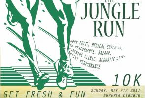 The Jungle Run, Bring Your Crew And Get More Fun !