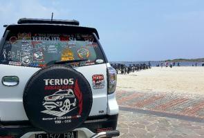 Terios Indonesia Rayakan Ulang Tahun Pertama