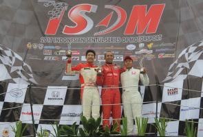 Seri Perdana Issom, Ferrel Fadhil Sabet Dua Juara Bersama Wsrt