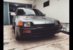 Sundari Honda Civic Lx A/T 1988