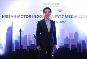 Nissan Indonesia Perkenalkan Presdir Baru