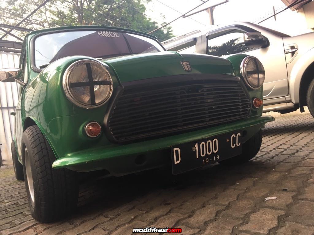 1976 Morris Mini Hejo
